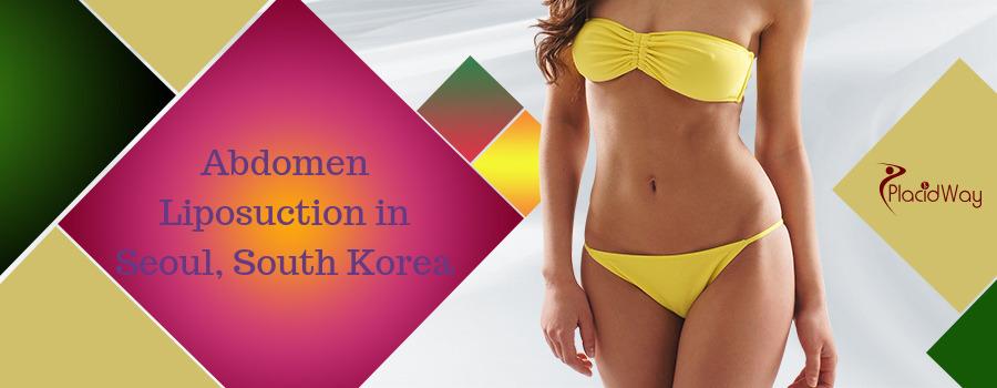 Best Package for Abdomen Liposuction in Seoul, South Korea