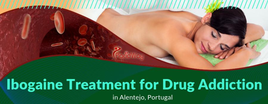 Ibogaine for Drug Addiction Package in Alentejo, Portugal