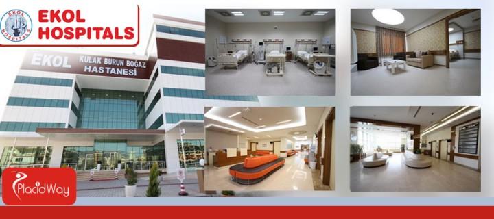 Ekol Hospitals Group, Izmir, Turkey