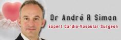 Dr. Andre R. Simon | Expert Cardio-Vascular Surgeon, London, United Kingdom