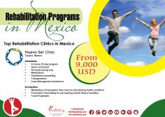 Infographics: Rehabilitation Programs in Mexico